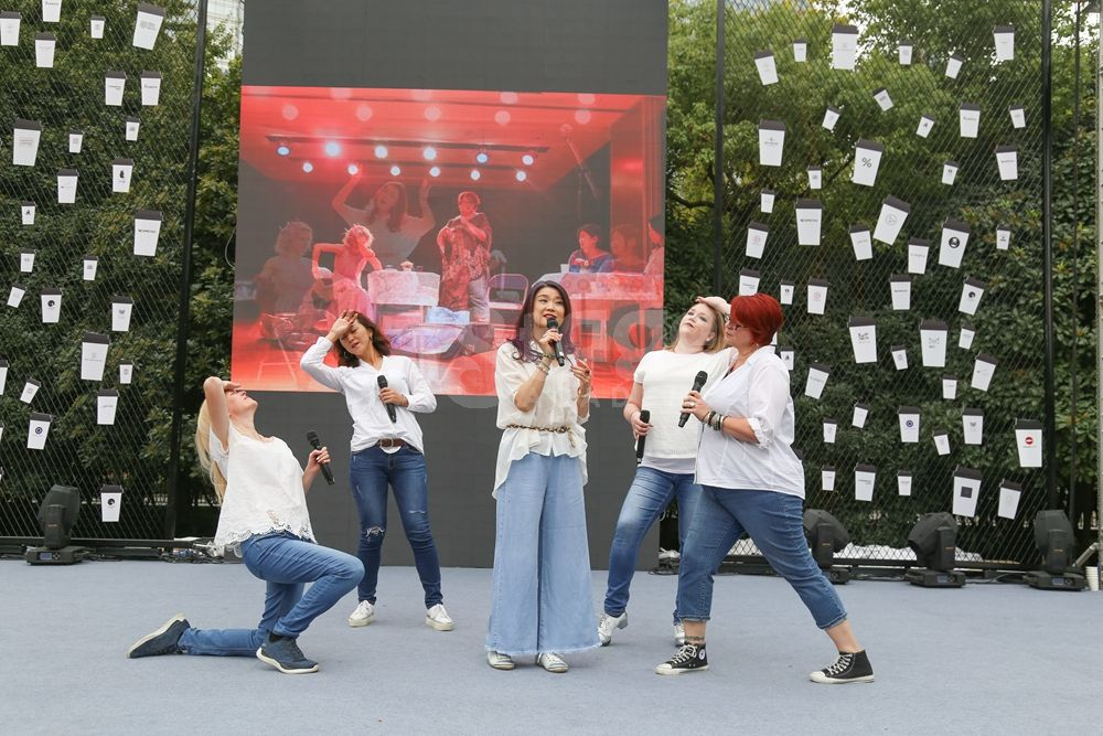 Photos | iStage @Lujiazui Coffee Festival - NEWS - iStage